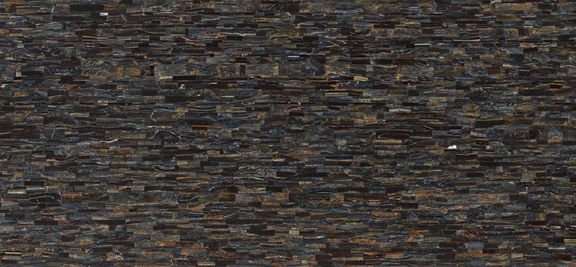 8616 Синий тигровый глаз