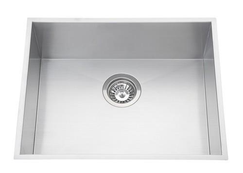 Модель кухонной мойки из нержавеющей стали Amber SQ04F Shoni SHONY