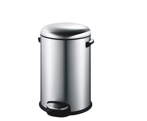 Урна кухонная 30 литров нержавеющая сталь - 97852 Shoni SHONY