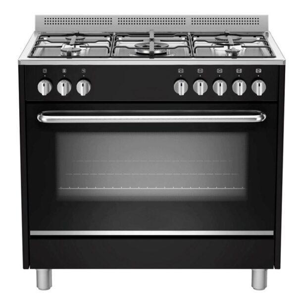 Комплект духовки + коллектор + облицовка стен, артикул модель для черного набора 48049 Куппер Куппер