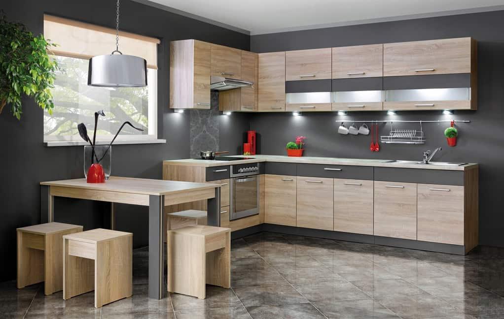 Kamduo Кухонный гарнитур 210 см KD