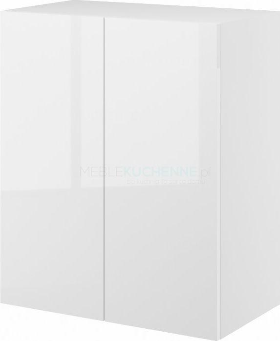 Шкаф настенный Кампари W6/72 P/L белый połsyk