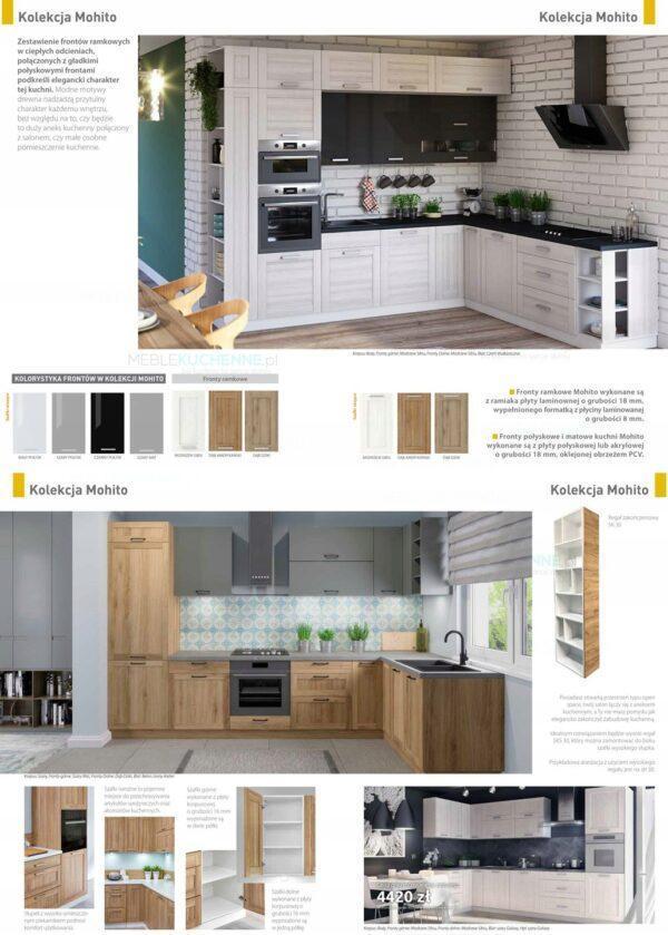 Кампари - современная Кухня комплект 340 см, А
