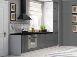 Лора - Кухня прованс - Комплект 360-240 см