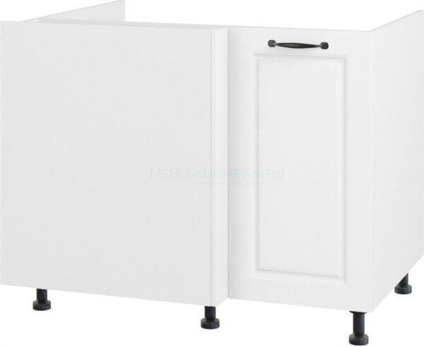Угловой шкаф KamMono F4 DRZ 100x70 левый белый