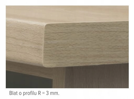 KAMDUO ML 3-х цветная столешница на 10 см