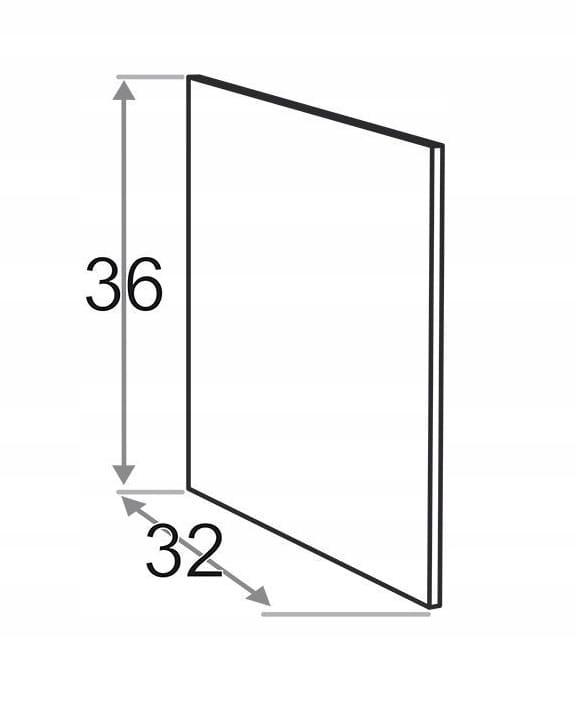 Сторона приложения 32 x 36 см KAMDUO XL