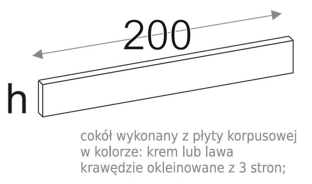 НИЖНЯЯ ТАРЕЛКА 200см 10см ВЫСОТА KAMDUO XL