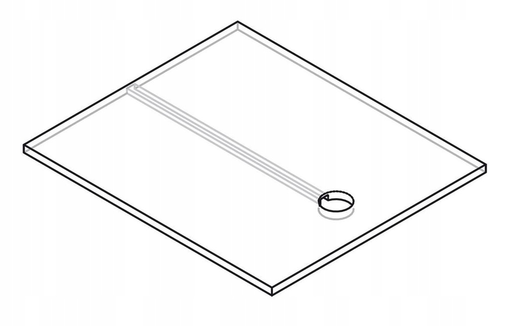 Панель освещения для шкафа Kamduo ML 45 см