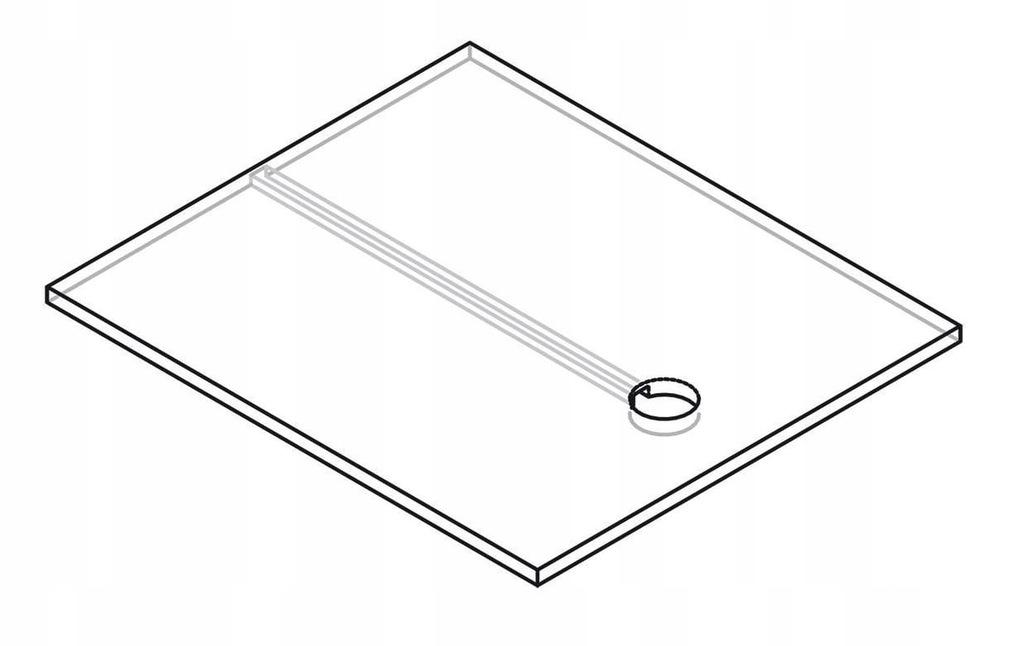 Панель освещения для шкафа Kamduo ML 50 см