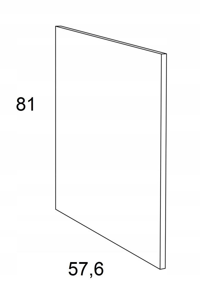 Накладка на нижний шкаф 81 см КАММОНО