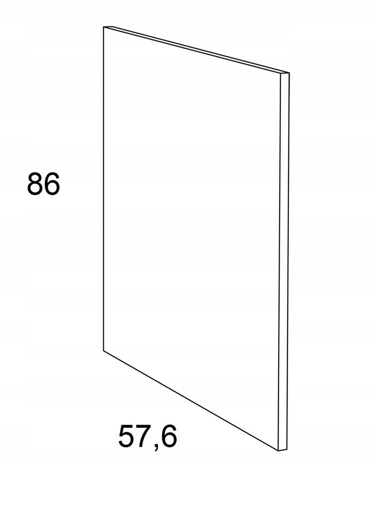 Накладка нижнего шкафа KAMMONO 86 см.