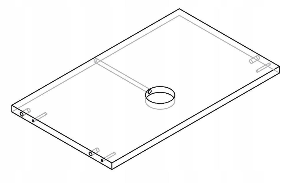 Кольцо осветительное 90 см D = 32 см Kamduo ML