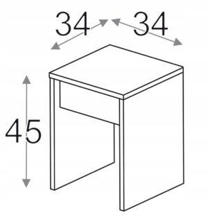 Kamduo ML кухонный стул
