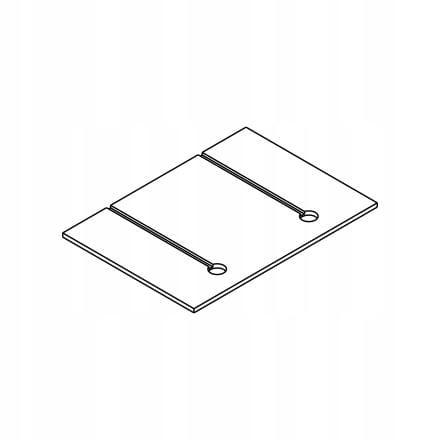 Панель освещения для шкафов Kamduo ML 110 см