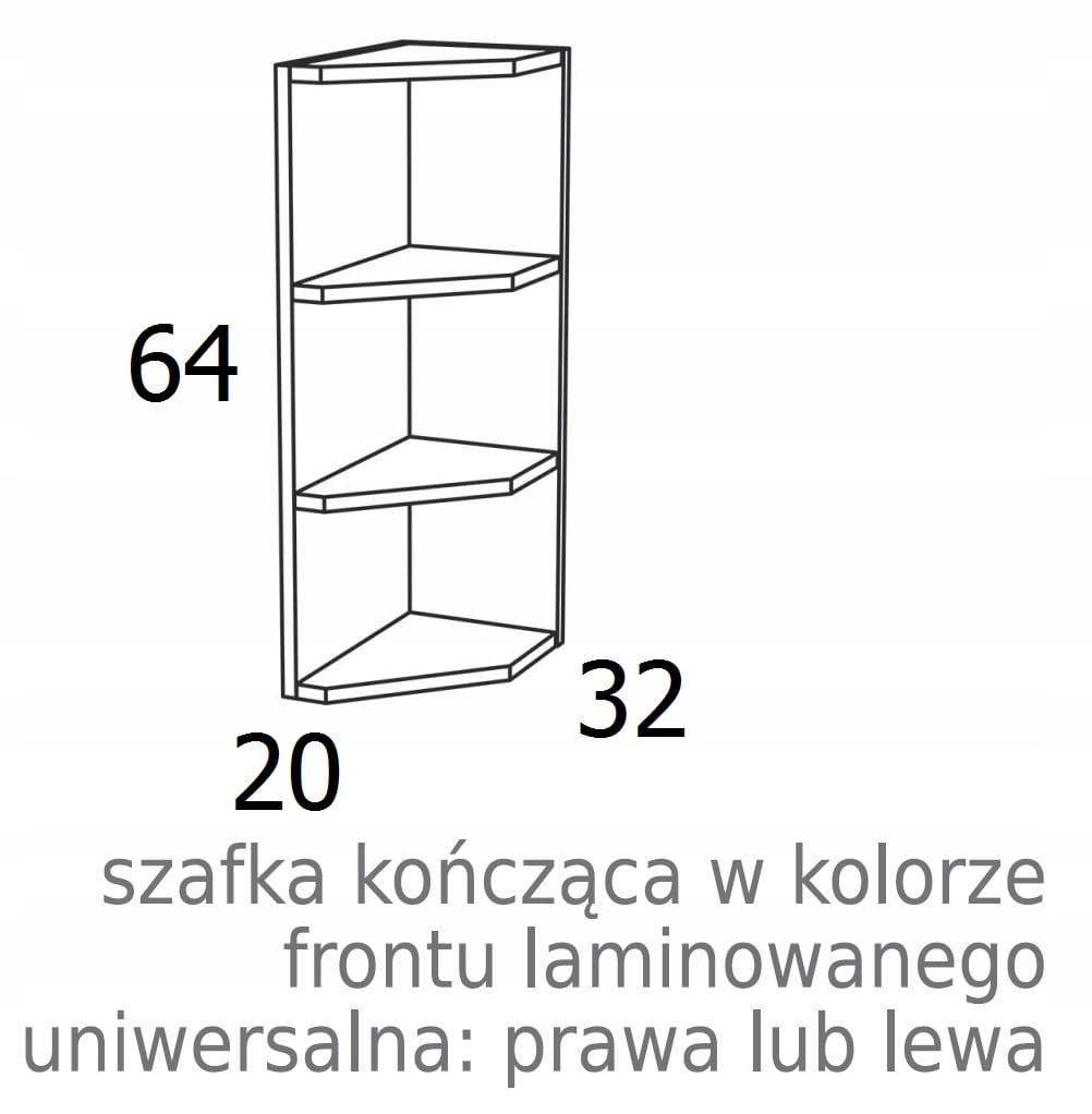 КОНЕЧНЫЙ ШКАФ 20см KAMDUO XL