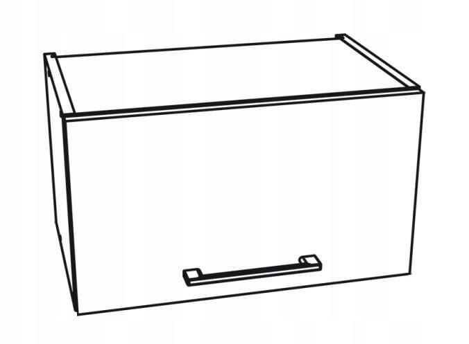 Шкаф верхний горизонтальный 60 см Kamduo ML