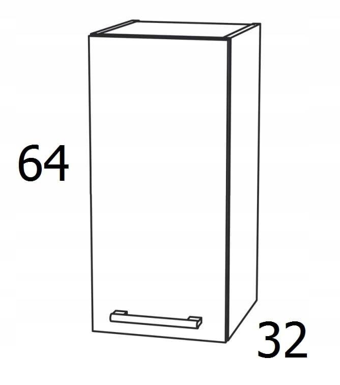 НАСТЕННЫЙ ШКАФ 45 см KAMDUO XL