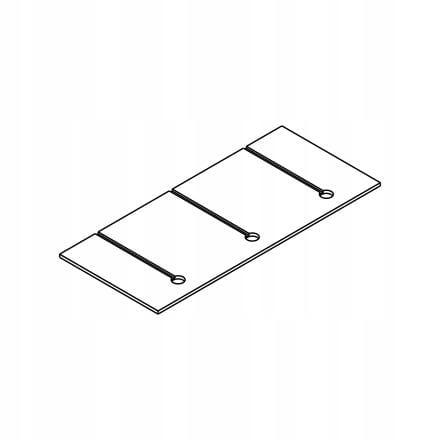 Панель освещения для шкафов Kamduo ML 160 см