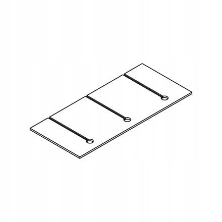 Панель освещения для шкафов Kamduo ML 170 см