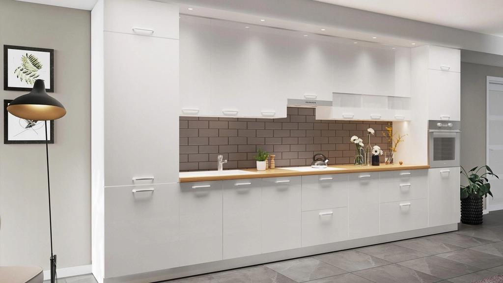 Шкаф кухонный нижний 1 дверный 60 см KAMMONO P4
