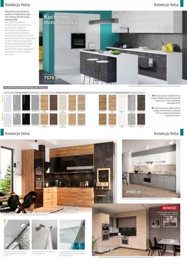 Кампари - современная Кухня набор 360 см