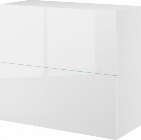 Шкаф настенный Кампари WPO8/72 белый глянец