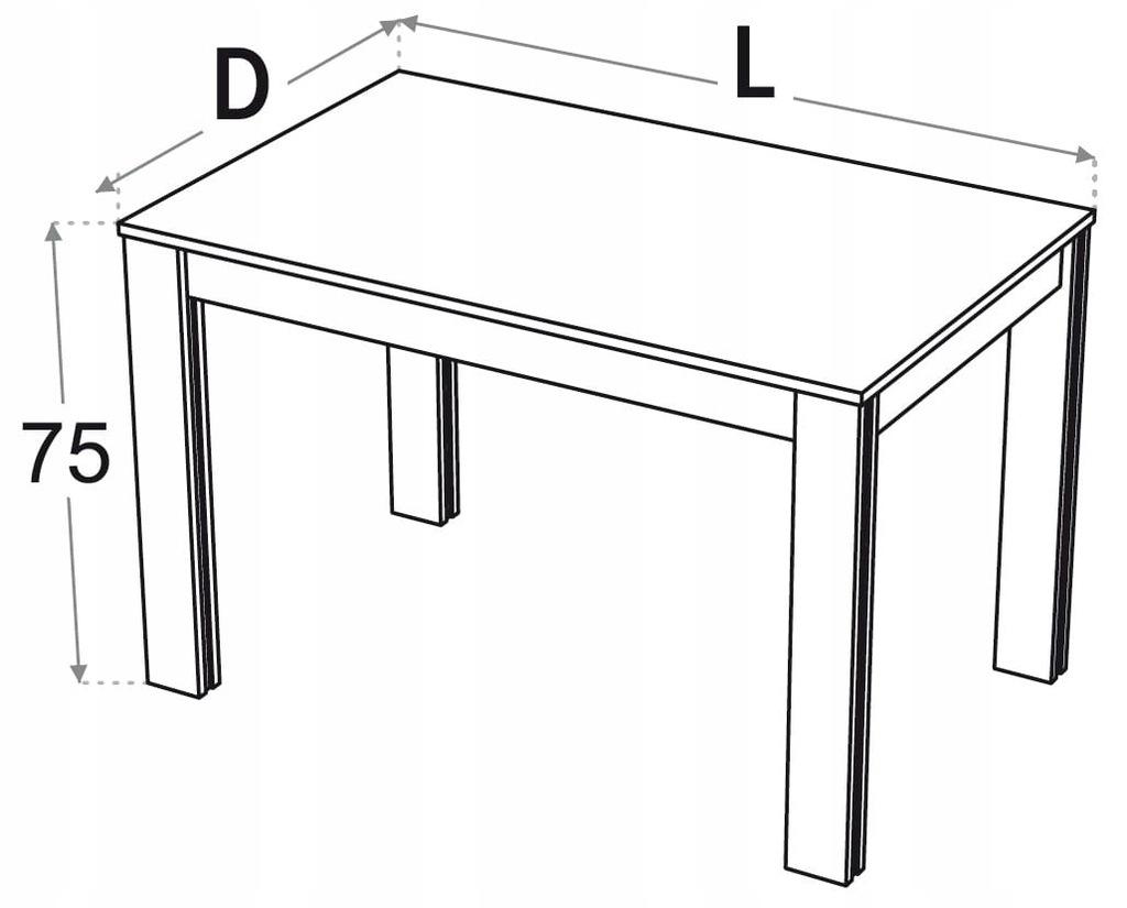 Кухонные столы 120 x 75 Kamduo ML