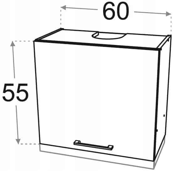 Подвесной шкаф с вытяжкой Kamduo ML