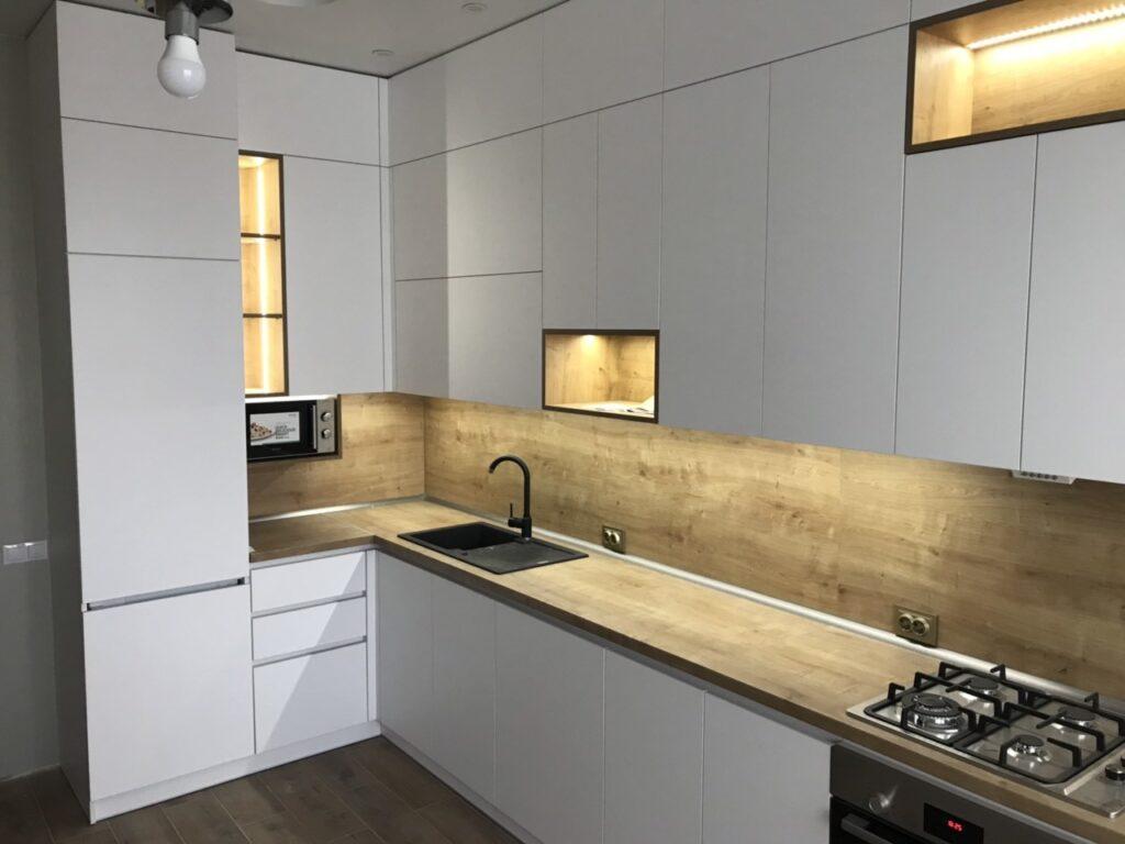 Кухни по индивидуальному заказу: модная мебель на любой вкус