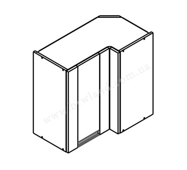 Кухонный шкаф навесной угловой WRP70Х40/64 OLIVIA SOFT KAM