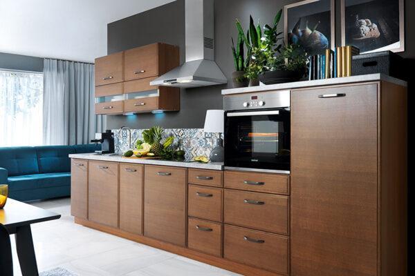 FAMILY LINE APLAUS Кухня 360 BRW