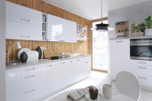 FAMILY LINE TAFNE Кухня BRW белый глянец