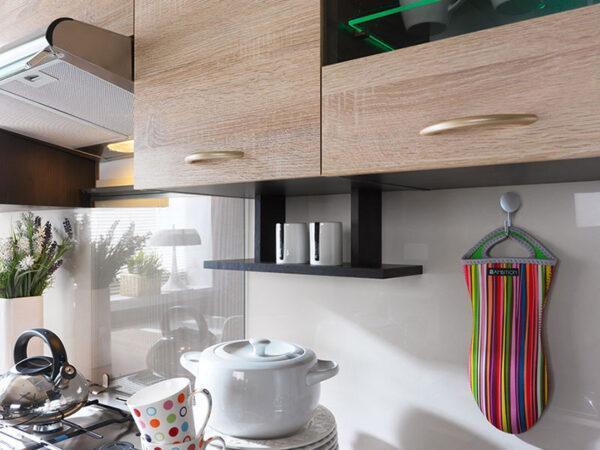 JUNONA LINE 170 Кухня венге/сонома BRW