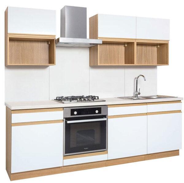 SEMI LINE Кухня 240/B BRW