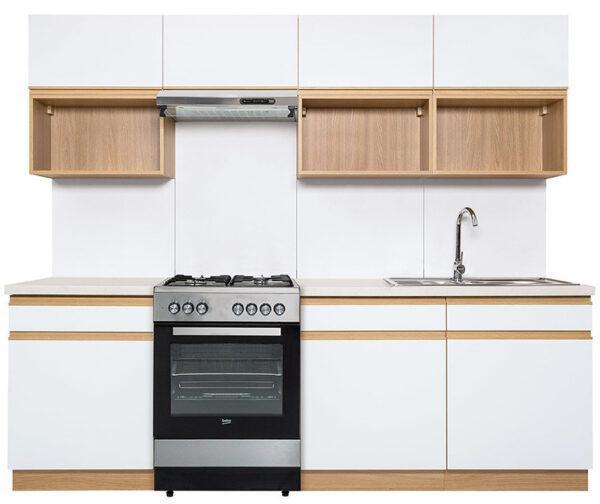 SEMI LINE Кухня 240/С BRW