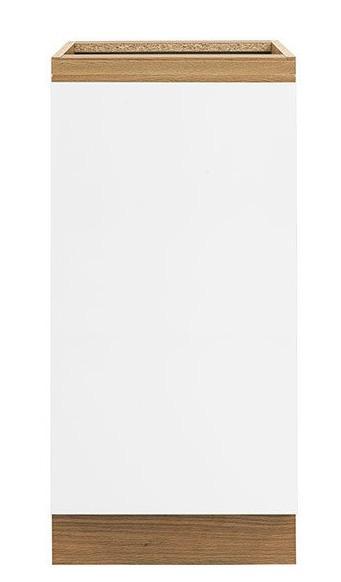Кухонная тумба D-40/82 SEMI LINE BRW