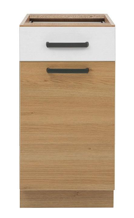 Кухонная тумба D1S-40/82 SEMI LINE BRW