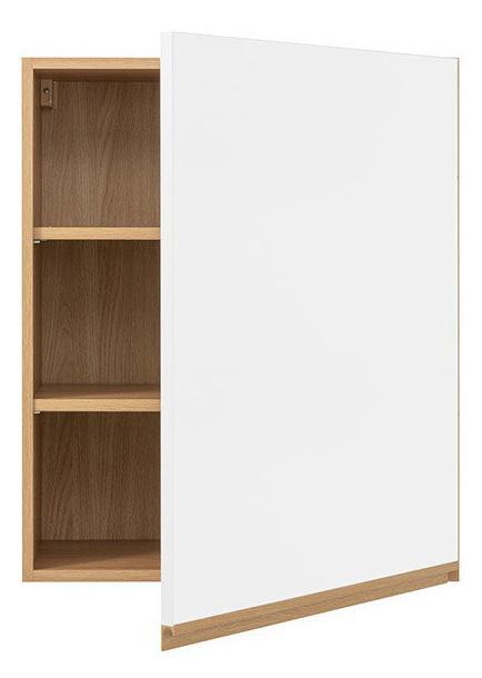 Кухонный шкаф навесной G-60/72 SEMI LINE BRW