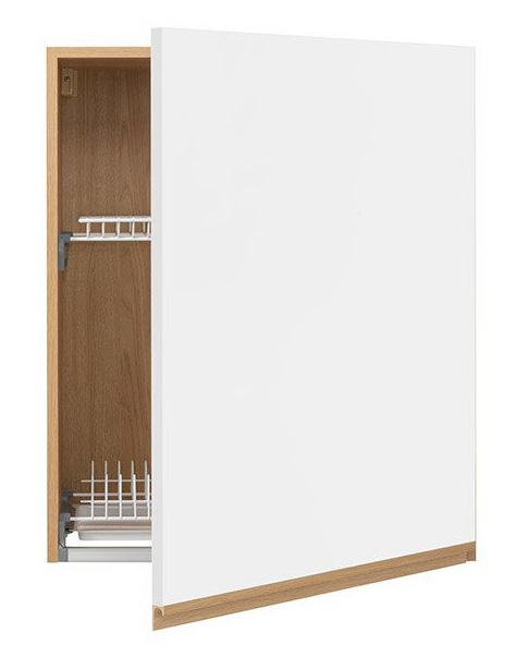 Кухонный шкаф навесной под сушку GC-60/72 SEMI LINE BRW