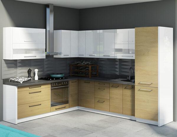 Кухонный шкаф CRE-21D CREATIVA FADOME