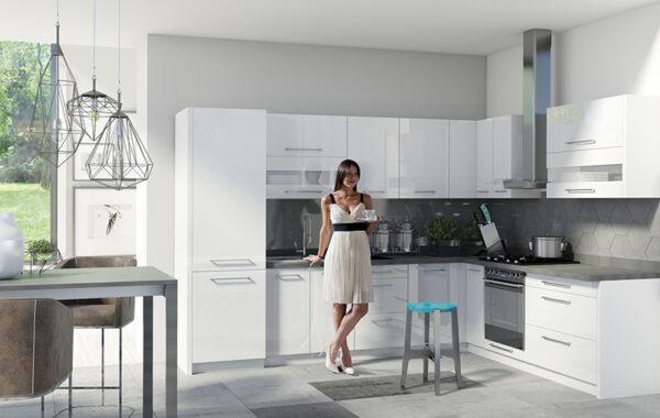 Кухонный шкаф навесной CRE-30G CREATIVA FADOME