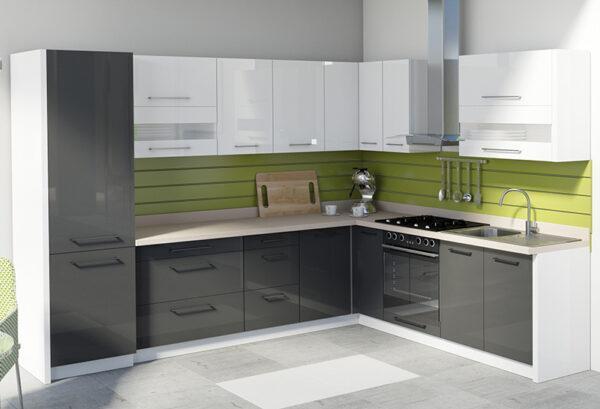 Кухонный шкаф навесной CRE-34G CREATIVA FADOME