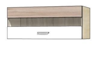Кухонная витрина навесная ECO-39G ECONO FADOME