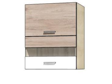 Кухонная витрина навесная ECO-40G ECONO FADOME