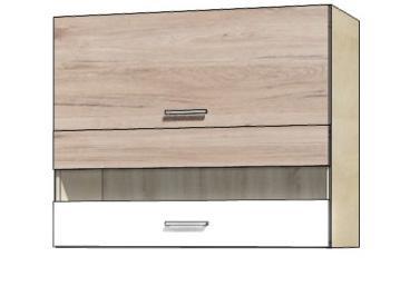 Кухонная витрина навесная ECO-42G ECONO FADOME