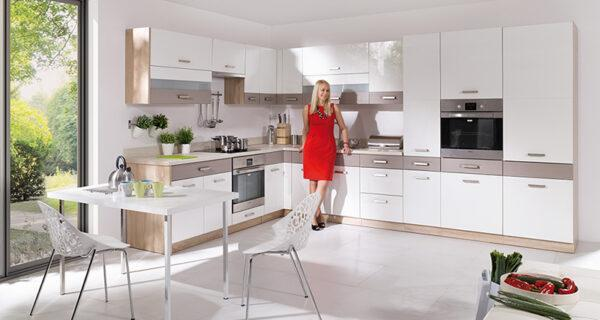 Кухонный шкаф навесной GLO-36G GLOBAL FADOME