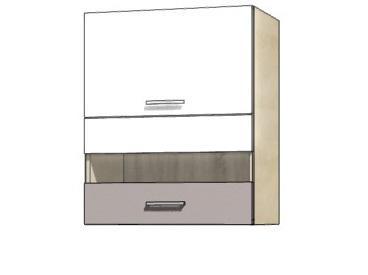 Кухонная витрина навесная GLO-40G GLOBAL FADOME
