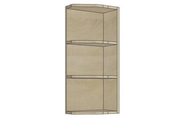Кухонный шкаф навесной GLO-46G GLOBAL FADOME