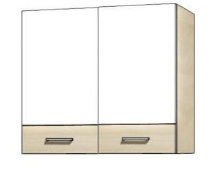 Кухонный шкаф навесной PRE-43G PREMIO FADOME